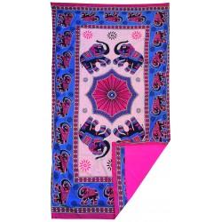 Pareo toalla Mandala  pink...