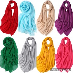 PASHMINAS XXL € 1.80. SMOOTH