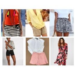 Abbigliamento estivo 2020 Mix