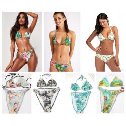Bikini Lycra Brazil  DANCE