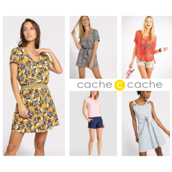 Summer clothing CACHE CACHE