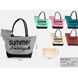 Beach bags - Colors