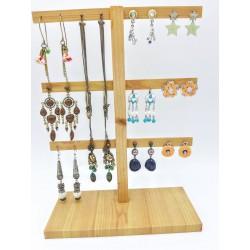 Vintage earring display