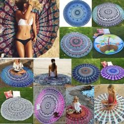Pareo Mandala Round