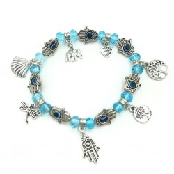 Bracelets Charm and Crystal