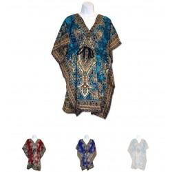 Kaftan vestido étnico