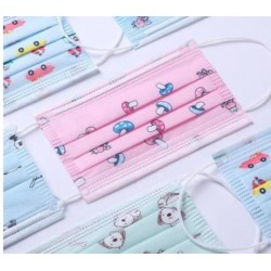 Children's surgical mask 3...